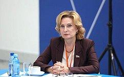 И. Святенко: Развитие физкультуры испорта вРоссийской Федерации– один изнациональных приоритетов