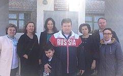 Н. Журавлев принял участие впервомайской демонстрации вКостроме