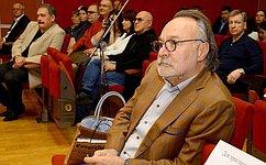 А.Тотоонов: Режиссер В. Цаликов своим творчеством вносит значимый вклад вкультуру Республики Северная Осетия– Алания
