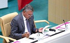 Совет позаконодательному обеспечению ОПК ивоенно-технического сотрудничества выполнил свою задачу– Ю. Воробьев