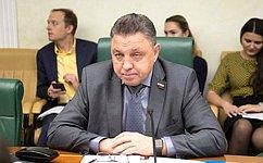 ВСовете Федерации обсудили вопросы развития института санации бизнеса