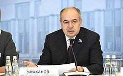 И.Умаханов провел вМахачкале расширенное заседание Совета похаджу