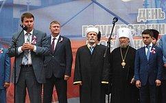 С.Цеков: Российский триколор для крымчан– это особый символ