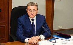Вопросы стабильного развития строительной отрасли остаются наособом контроле верхней палаты парламента— С.Лукин