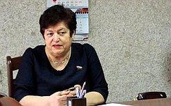 Л. Козлова: Необходимо совершенствовать организацию медицинской помощи вшколах