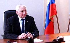 Н. Тихомиров: Необходимо оказывать всемерную помощь врешении вопросов, поднятых наприемах граждан