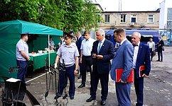 Ю. Волков провел совещание повопросам трудовой адаптации осужденных вучреждениях Федеральной службы исполнения наказаний