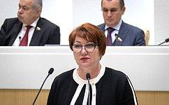 Е. Перминова: Один изнаших приоритетов— поиск решений поповышению качества исполнения национальных проектов