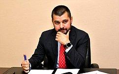 Входе работы вСамарской области С.Мамедов провел прием граждан