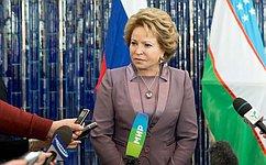 Спикер СФ: Россия выступает застрогое соблюдение законодательства всфере миграции