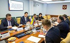 Утесных идружественных связей России иЭквадора хорошие перспективы для развития— В.Смирнов