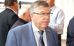 Курская область обладает мощным сельскохозяйственным потенциалом исовременной инфраструктурой— В.Рязанский