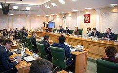 В.Матвиенко: Наращивая объёмы строительства, нельзя забывать окачестве возводимого жилья