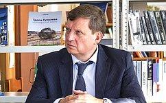 А. Епишин провел заседание рабочей группы поподготовке празднования 130-летнего юбилея А.Туполева