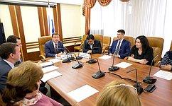 Д.Азаров: При росте доходов муниципальных образований важно повышать эффективность финансового управления иконтроля наместах
