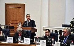 С. Фабричный: Все предложения, поступившие входе обсуждения поправок вКонституцию, будут учтены