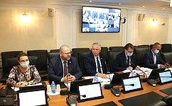 ВСовете Федерации обсудили вопросы государственного контроля инезависимой оценки соблюдения обязательных требований