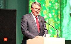 Ю. Воробьев: Органы власти должны создавать условия для эффективного развития лесной отрасли нашей страны