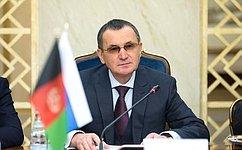 Афганистан был иостается важным партнером России— Н.Федоров