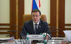 Д. Азаров: Исключительно важным является обсуждение проблем МСУ непосредственно срегионами имуниципальным образованиями
