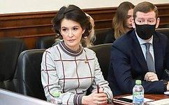 М. Павлова приняла участие взаседании Комиссии Парламентского Собрания поинформационной политике