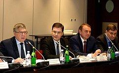 В. Рязанский провел вСочи выездное заседание Комитета СФ посоциальной политике повопросам развития внутреннего туризма вРоссии