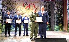 А. Кондратенко отметил заслуги лучших садоводов Кубани