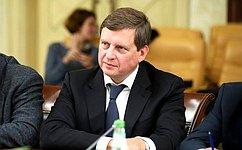 А. Епишин принял участие вобсуждении вОбщественной палате параметров федерального бюджета натрехлетку