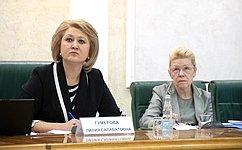 Вопросы обеспечения информационной безопасности детей входят вчисло приоритетов Совета Федерации— Л.Гумерова