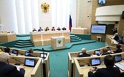 В.Матвиенко: Есть все предпосылки для качественного рывка всоздании современной социальной инфраструктуры населе