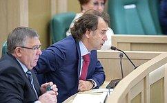 Сенаторы обсудили перспективы развития российской электроэнергетики иценовую доступность продуктов питания для населения