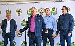 А. Артамонов: Строительство кольцевой автодороги вокруг Калуги открывает перед регионом большие перспективы развития