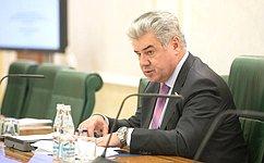 Необходимо совершенствовать нормативно-правовую базу для функционирования ОПК— В.Бондарев