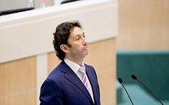М. Кавджарадзе: Тема «теневого» алкогольного рынка неоднократно поднималась входе заседаний Совета Федерации