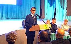 Д. Шатохин: Национальные проекты успешно реализуются вотдалённых муниципалитетах Республики Коми