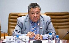 Необходимо более широкое обсуждение совместных программ Беларуси иРоссии спривлечением экспертного сообщества— С.Калашников