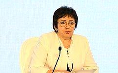 Особая забота остаршем поколении должна стать неотъемлемой частью государственной политики— Е.Бибикова