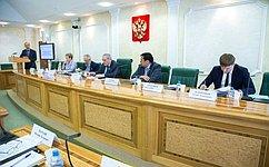 Необходимо разработать специальные инструменты для привлечения инвестиций винфраструктурные проекты вАрктике— В.Штыров