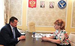 Впроцессе модернизации системы медицинского обслуживания вСибири следует учитывать специфику местных условий— Т.Гигель