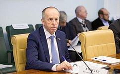 Е. Алексеев навстрече сзамгубернатора Ненецкого автономного округа обсудил темы налогового маневра игосударственно-частного партнерства