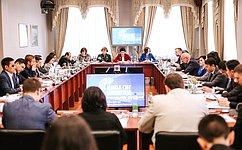 Т. Лебедева: Ключевые темы всфере международного молодежного сотрудничества напространстве СНГ обсуждались вКазани