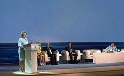 Пора принять федеральный закон онематериальном культурном наследии— В.Матвиенко