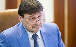 ВЛебедев принял участие вПервом Всероссийском съезде операторов испециалистов всфере обращения сотходами