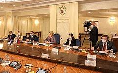 В. Матвиенко: Российско-кубинские отношения развиваются понарастающей