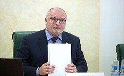 А. Клишас: Ответственность заисполнение антироссийских санкций может быть разделена науголовную иадминистративную