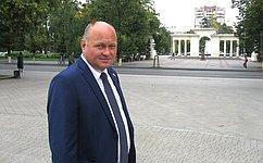 А.Кондратенко принял участие впраздничных мероприятиях, посвящённых 79-летию Краснодарского края