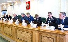 Сенаторы рекомендовали Совету Федерации одобрить ряд изменений вКоАП