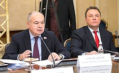 Состоялось заседание правления Интеграционного клуба при Председателе СФ