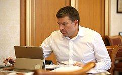 Н. Журавлев принял участие взаседании совета директоров АО «Почта России»