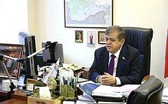 В. Джабаров: Напредстоящих сессиях ПА ОБСЕ коллеги изОДКБ должны действовать скоординированно